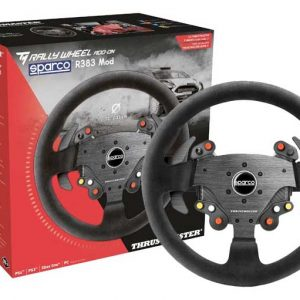Volante Thrustmaster TM Rally Wheel Add-On Sparco R383 Mod