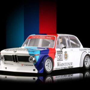 BMW 2002 TI Warsteiner #20 Winner U.S. SVRA Championship 2018. Driver: Patrick Womack