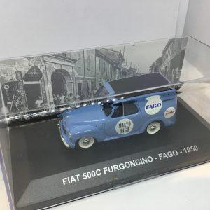 Fiat 500C Furgoncino – Fago – 1950