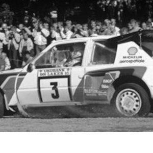 Peugeot 205 T16 E2, No.3, 1000 Lakes Rally, J.Kankkunen/J.Piironen, 1986