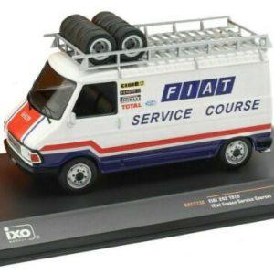 Fiat 242 1979 (Fiat France Service Course)