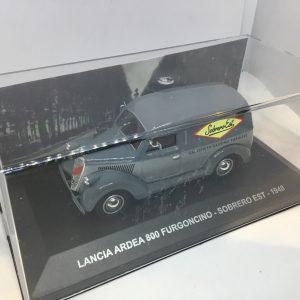 Lancia Ardea 800 Furgoncino – Sobrero Est – 1948