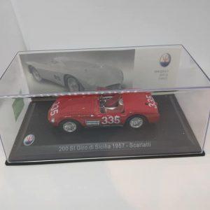 Maserati 200Si Giro di Sicilia 1957