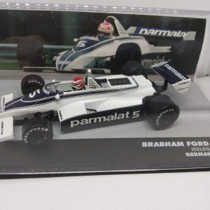 Brabham BT49C – Nelson Piquet – Winner World GP