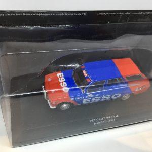 """Peugeot 504 """"Team Esso"""""""
