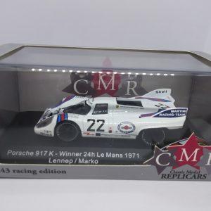 Porsche 917K – Winner Le Mans 1971 – Lennep/Marko