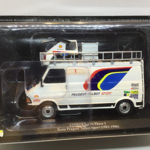 Citröen C35 Phase 2 – Team Peugeot Talbot Sport (1983-1986)