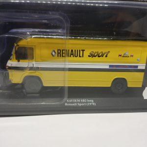 Saviem SB2 Long – Renault Sport (1978)