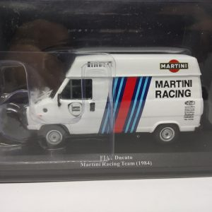 Fiat Ducato – Martini Racing Team (1984)