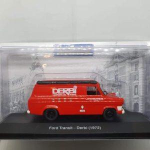 Ford Transit – Derbi (1972)