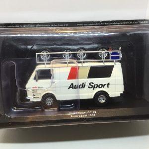 Volkswagen LT35 – Audi Sport 1981
