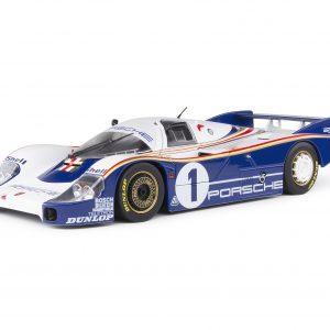 PORSCHE 956LH WINNER – 24H LE MANS – 1982 – ICKX / BELL #1