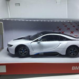 BMW I8 – 2014 – Branco