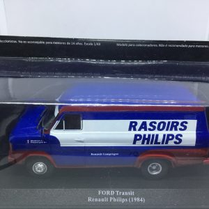 Ford Transit – Renault Philips 1984