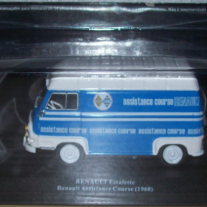 Renault Estafette – Renault Assistance Course 1968