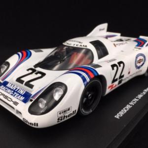 Porsche 917 K n° 22 Martini Racing Winner 24h du Mans 1971