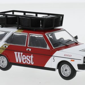 Fiat 131 Panorama West Assistance – 1979