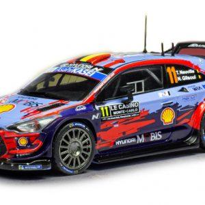 Hyundai i20 WRC n°11 Vencedor Rallye Monte Carlo 2020 – Neuville/Gilsoul