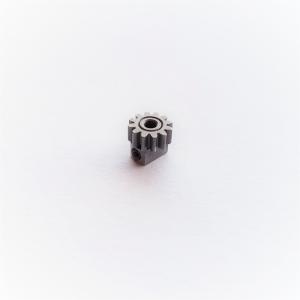 Pinhão em aço 12d. para eixo 2.38mm de 7.35mm fixação p/parafuso