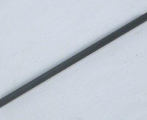 Eixo, DoSlot, em carbono 3mm x 70mm