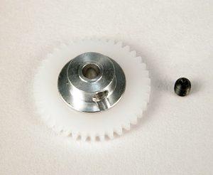 Cremalheira, Sigma, 39z M50 p/eixo 3mm New Racing Transversal