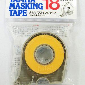 Fita 18mm Tamiya para fazer máscaras