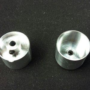 Jantes, DoSlot, alumínio racing traseiras 16.1x13mm