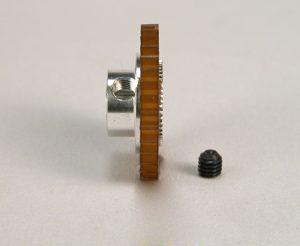 Cremalheira, Sigma, 35z M50 p/eixo 3mm New Racing Transversal