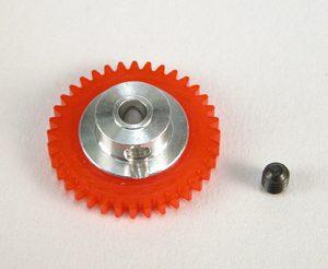 Cremalheira, Sigma, 36z M50 p/eixo 3mm New Racing Transversal