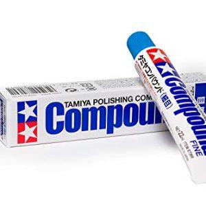 Tamiya Polishing Compound (fine) 22ml