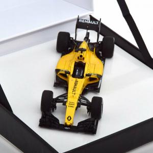 K. Magnussen & J. Palmer Renault R.S.16 Showcar Formula 1 2016