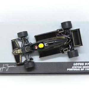 Lotus Renault 97T, Ayrton Senna, Portugal GP 1985