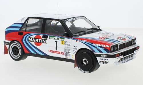 Lancia Delta Integrale 16V #1, Martini, Rally Portugal, M.Biasion/T.Siviero, 1990