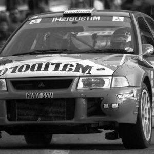 Mitsubishi Carisma Evolution VI, #2, Rally San Remo, F.Loix/S.Smeets, 1999