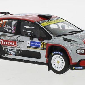 Citroen C3 R5 #21, Rally Estonia, M.Ostberg/T.Eriksen, 2020