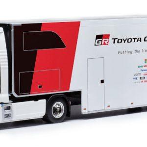 MAN TGX XXL D38, Toyota Gazoo racing, WRC Transport, 2019