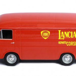 Fiat 238 Van Lancia Service 1972