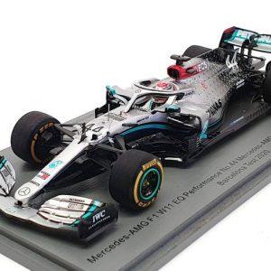 Mercedes-AMG F1 W11 EQ Performance+ #44-AMG Petronas Motorsport F1 Team – Teste Barcelona 2020