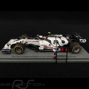 Alpha Tauri AT01 #10 Scuderia AlphaTauri F1 Team Vencedor GP Itália 2020