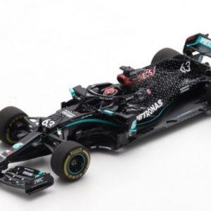 Mercedes-AMG F1 W11 EQ Performance #63 Mercedes-AMG Petronas Formula One Team 9º GP Sakhir 2020 George Russell