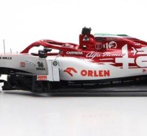 Alfa Romeo Racing ORLEN C39 #7 GP Emilia-Romagna 2020 Kimi Räikkönen