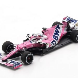 BWT Racing Point RP20 #11 BWT Racing Point F1 Team – Sergio Perez – GP Bélgica 2020