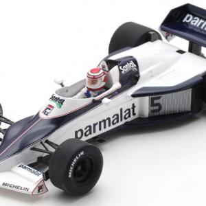 Brabham BT52 #5, Nelson Piquet, Brasil GP Campeão do Mundo F1 1983