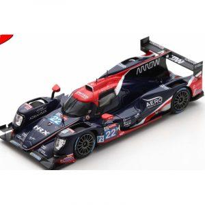 Oreca 07 #22, Albuquerque / Hanson / di Resta, Winner LMP2 24h Le Mans 2020