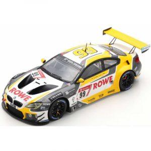 BMW M6 GT3 #99 Winner 24H Nürburgring 2020