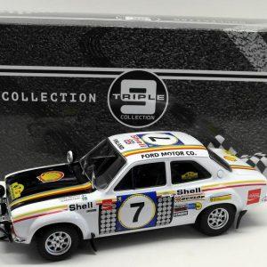 Ford Escort MK1 Rally Safari 1972
