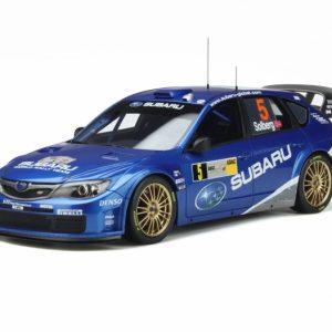 Subaru Impreza WRC – P. Solberg – 2008