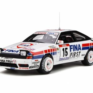 Toyota Celica GT-Four (ST165) #15 – M. Duez – Tour de Corse 1991