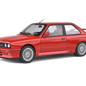 BMW E30 M3 – Vermelho – 1990