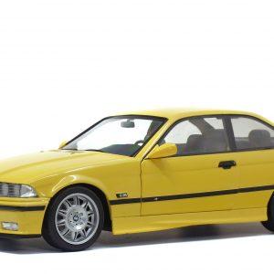 BMW E36 Coupé M3 – Amarelo Dakar – 1994